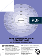 do you enjoy or are you good at computing - a4c
