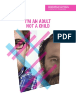 I'm an Adult not a Child-The Book