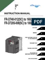 D700 Instruction Guide