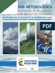 Cartilla Para La Formulación de Programas de Gestión Del Riesgo de Desastres