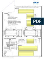 Data Sheet SKF Vibracon for Generators