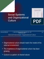 Social Culture