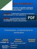 Disinfection & Sterilization 2