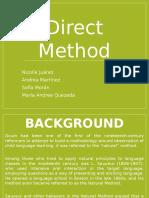 direct method didactics