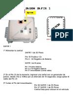 SAFIR1 Renault 1.2 Sagem Safira