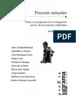 Vaschetto Emilio - Psicosis Actuales