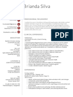 new grad resume official