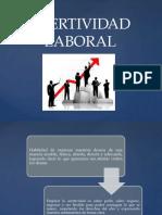 ASERTIVIDAD LABORAL