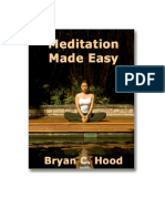 FREE Meditation Made Easy
