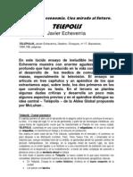 TELÉPOLIS, J. Echeverría,