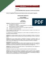 Código Procedimientos Civiles Quintana Roo