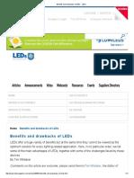 Benefits and drawbacks of LEDs - LEDs - Copy - Copy.pdf