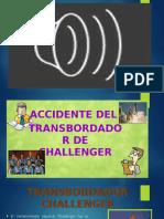 Accidente de Challenger