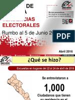 Tendencias Sinaloa Abr16