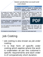 3 Job vs Batch Costing
