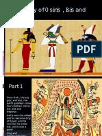 isis  osiris and horus kabeeshan