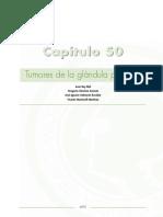 GPC Tumores de Glándula Parótida