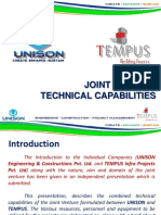 unison   tempus - technical presentation