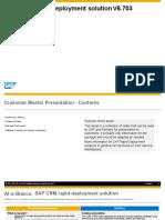 Rds Crm Crm703v6 SolutionRDS_CRM_CRM703V6_Solution_Details_EN_XX.ppt