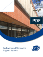 Brickwork and Stonework Support