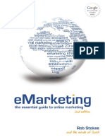 Emarketing the Essential Guide to Online Marketing Rob Stokes