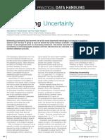 Estimating Uncertainty