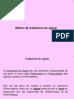 Traitement Signal