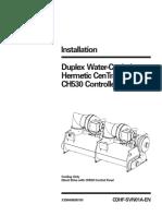 CDHF SVN01A en Installation