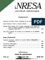 Manresa 1980 4-6 Notas y Cvomentarios. Sumario
