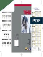 Catalogue Produits 2001 Et 2002