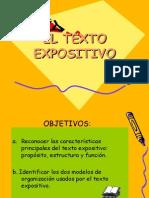 TEXTO EXPOSITIVO REPASO
