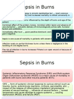 Refrat Bedah Plastik Sepsis in Burns