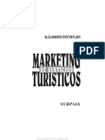 Marketing de Servicios Turísticos