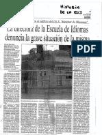 Historia de La EOI.