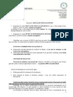 Admitere 2016 -Criterii Si Calendar