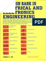 Electrical Engineering Objective Type Book Pdf