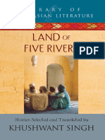 Land of Five Rivers - Khushwant Singh