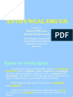 Anti-fungal Medications