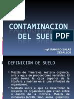 Contaminacion Del Suelo-consecuencias Ing Salas 1