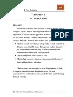 255432321 Analysis of fund flow statement