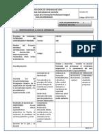 Guía 4 Estructura del costo