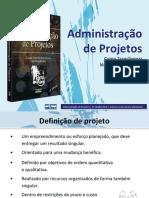 Administração de Projetos - Maximiniano