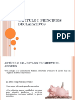 Capitulo i Principios Declarativos