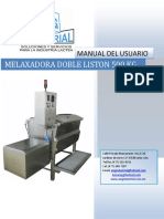 Manual de Usuario Mlx500 Kg