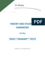 TOEFL Primary Handbook