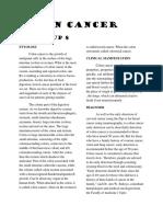 PDF Colon Cancer