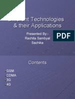 CDMA & GSM_