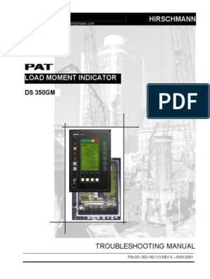 PAT LMI system DS350GM Troubleshooting Manual   Sensor   Electrical  ConnectorScribd