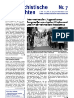 antifaschistische nachrichten 2008 #07