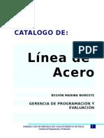 Catalogo Linea de Acero